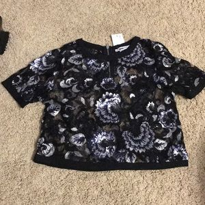Gina tricot Top. Size 34 (XS). NWT